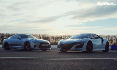 Honda NSX - Nissan GT-R Litchfield | Drag Race (2019)