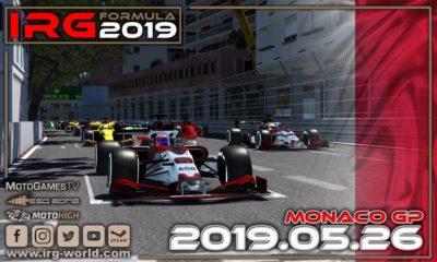 IRG Formula 2019 Monaco