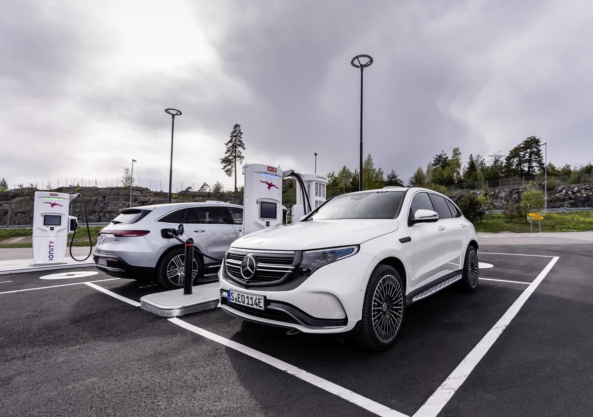 Mercedes-Benz EQC (2019)