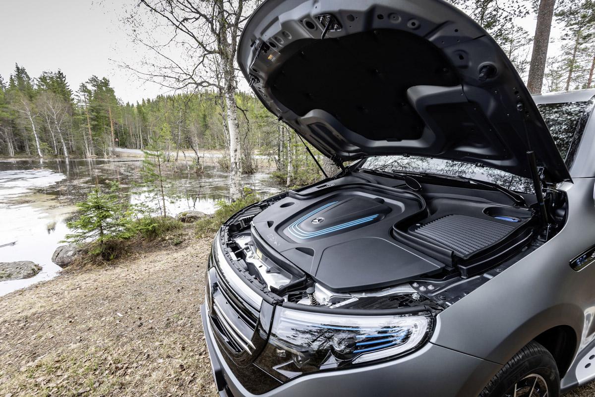 Fot. Mercedes-Benz EQC (2019)
