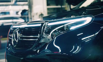 Mercedes-Benz EQC (2019) - rozpoczęcie produkcji