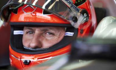 Flavio Briatore o Michael Schumacher - najlepszy kierowca
