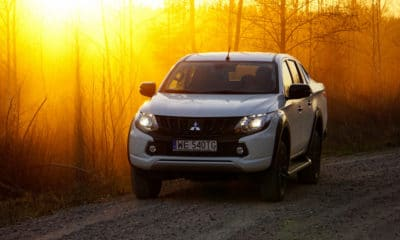 Mitsubishi L200 Black Edition (2019)