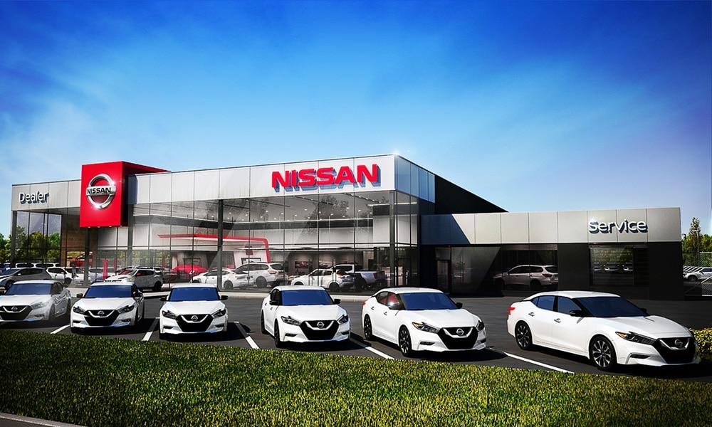 dealerzy samochodowi - Nissan