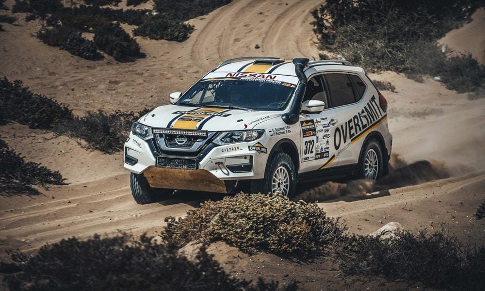 Nissan X-Trail | Morocco Desert Challenge (2019)
