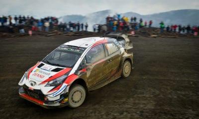 Ott Tanak | WRC: Rajd Chile 2019