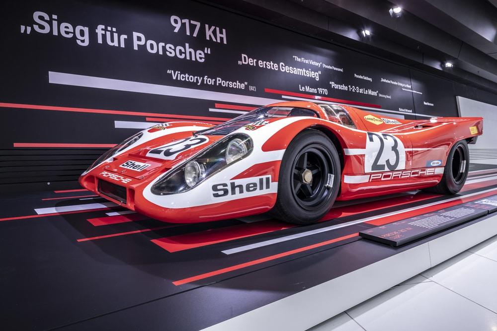 Porsche 917 KH Le Mans