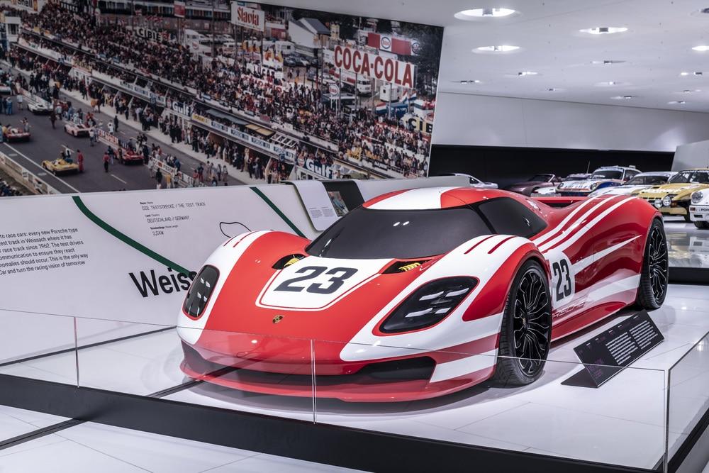 Porsche 917 Living Legend Concept (2013)
