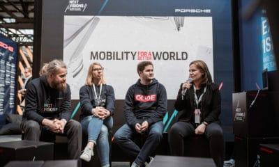 Porsche - konkurs pomysłów w dziedzinie zrównoważonej mobilności