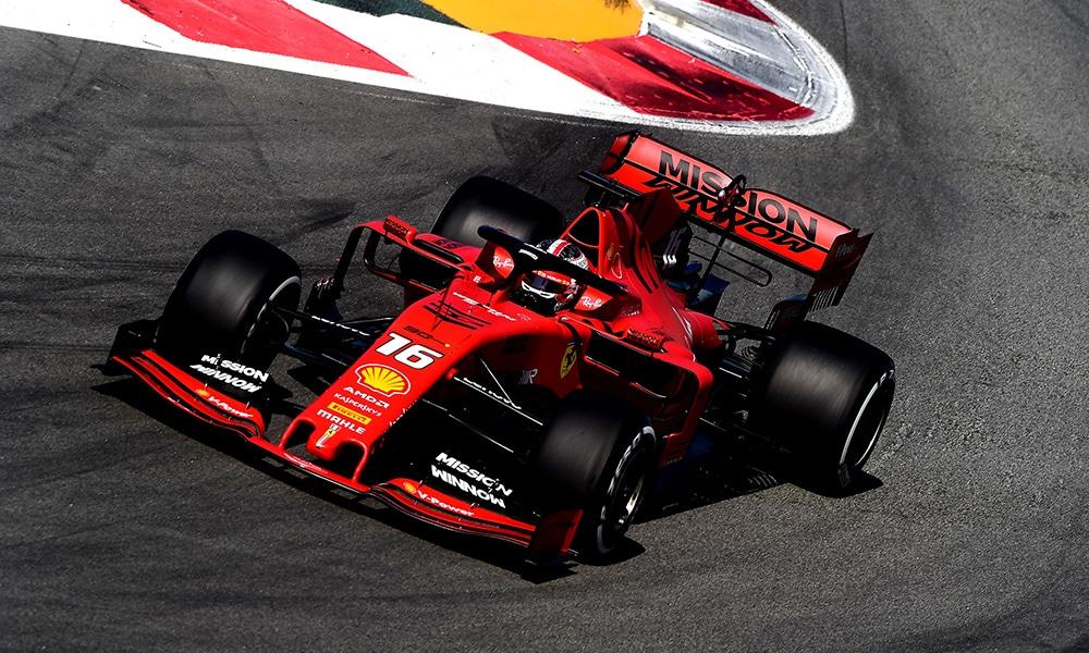 Scuderia Ferrari SF90 | Barcelona 2019