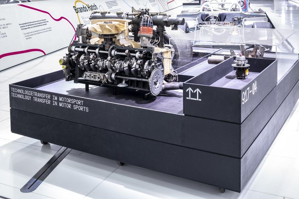 Tzw. skrzynki narzędziowe Porsche 917