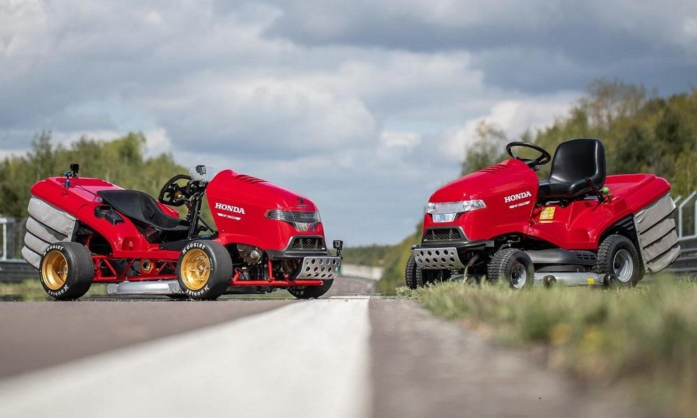Fot. Honda / Honda Mean Power V2 (po lewej) i Mean Power (po prawej)