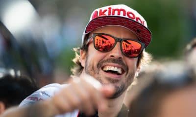 Alonso Fernando 2019 Le Mans Toyota