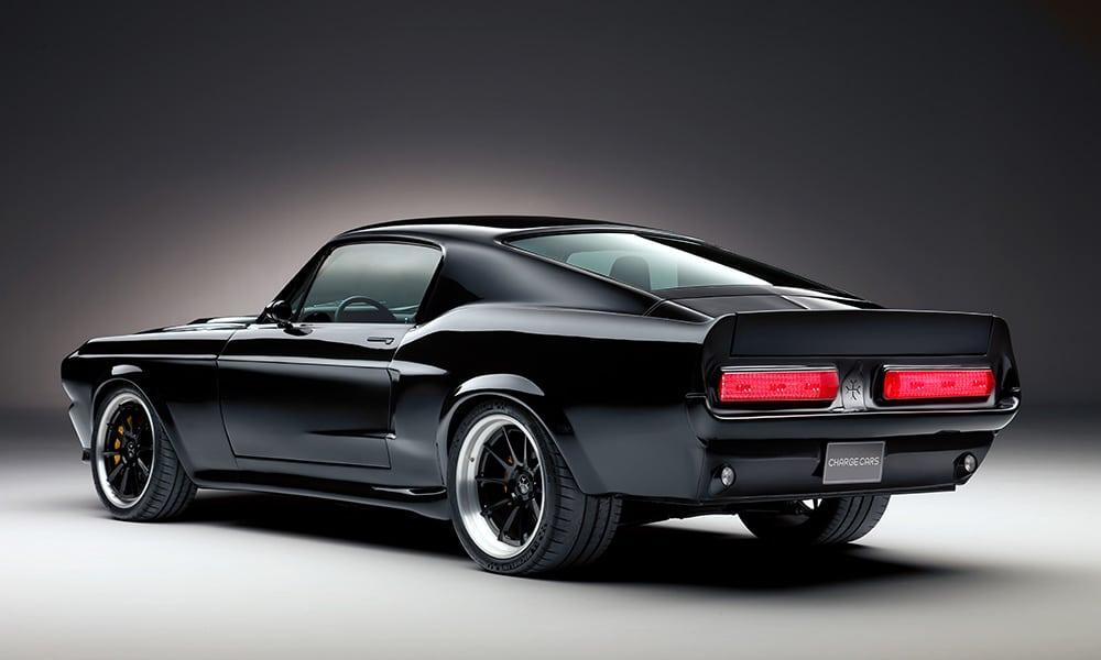 Elektryczny Mustang
