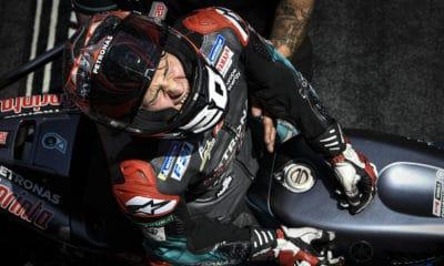 Fabio Quartararo Petronas Yamaha