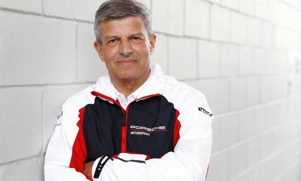 Fritz Enzinger Porsche Motorsport
