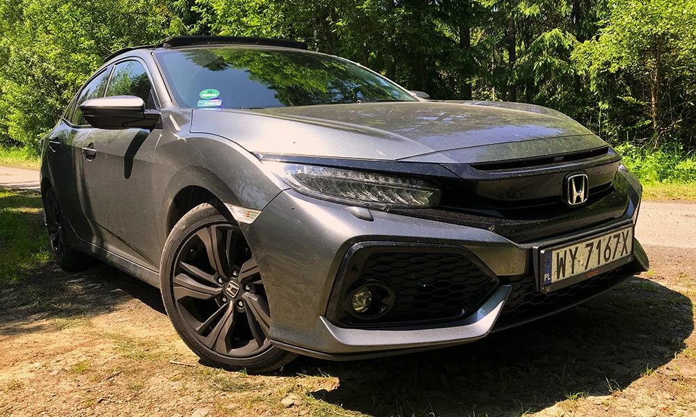 Honda Civic 2019 1.0 VTEC