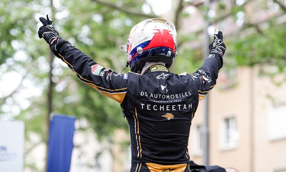 Jean-Eric Vergne DS Techeetah ePrix Berna 2019 FE