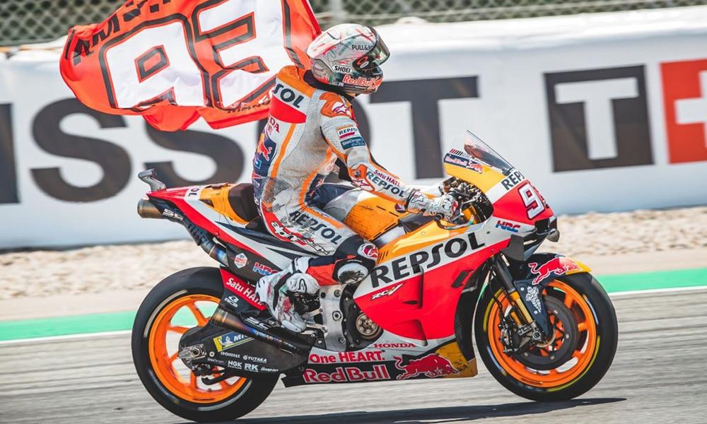 Marc Marquez GP Katalonii 2019