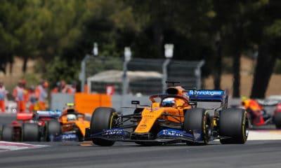 McLaren GP Francji 2019