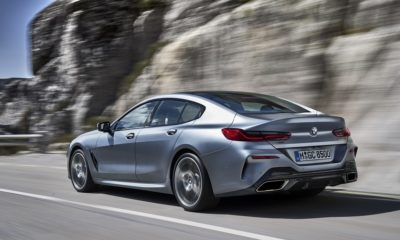 BMW 8 Gran Coupe