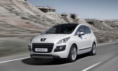 Peugeot 3008 Hybrid (2012)
