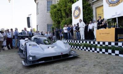 Volkswagen ID.R - Goodwood Festival of Speed