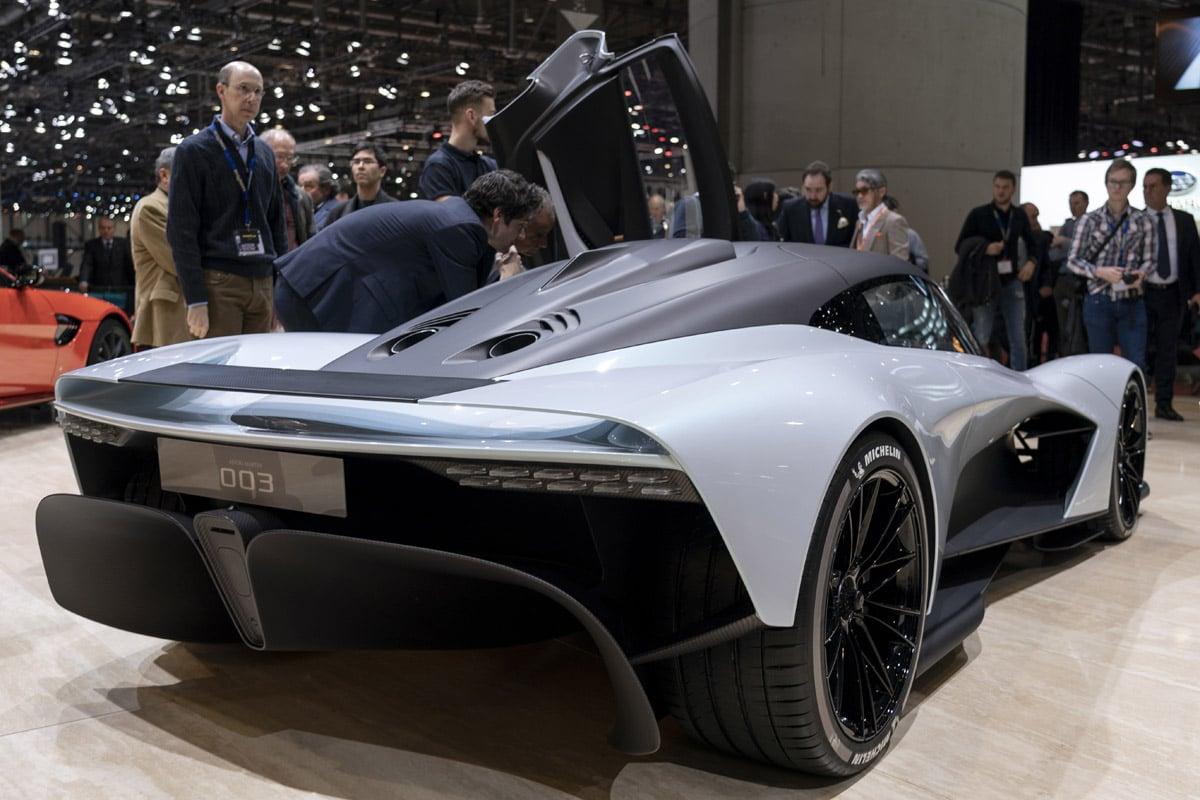 Aston Martin AM-RB 003 (Genewa 2019)