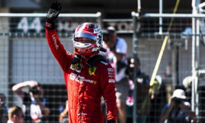 Charles Leclerc - GP Austrii 2019