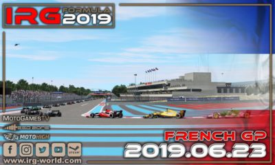 GP Francji - IRG Formula 2019