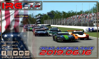 Road America Race 2019 - IRG World