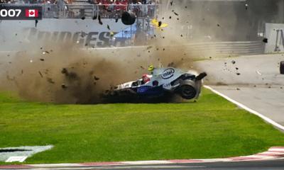 Robert Kubica 2007 wypadek
