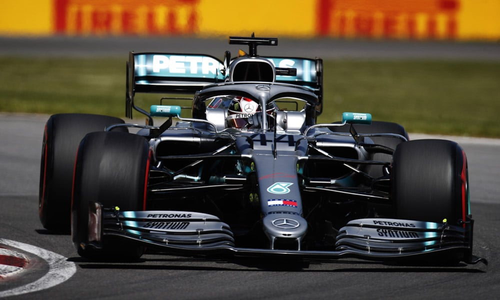 Lewis Hamilton - GP Kanady 2019