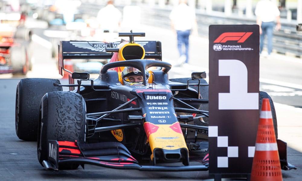 Max Verstappen - Austria 2019