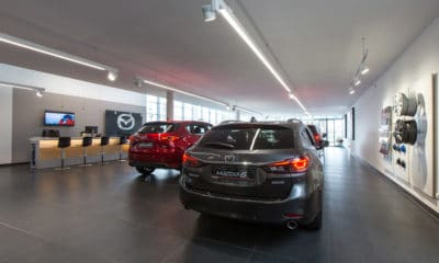 Mazda - Salon i serwis w Poznaniu