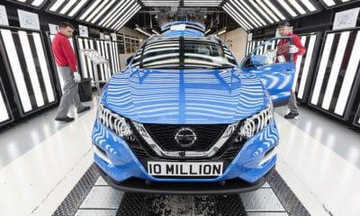 Nissan - 10-milionowy samochód