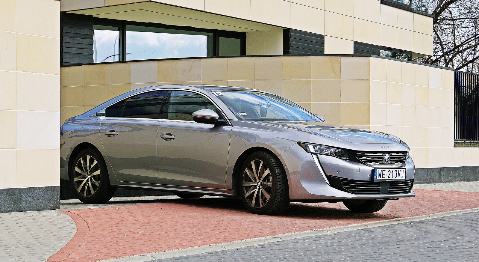 Peugeot 508 (2018)