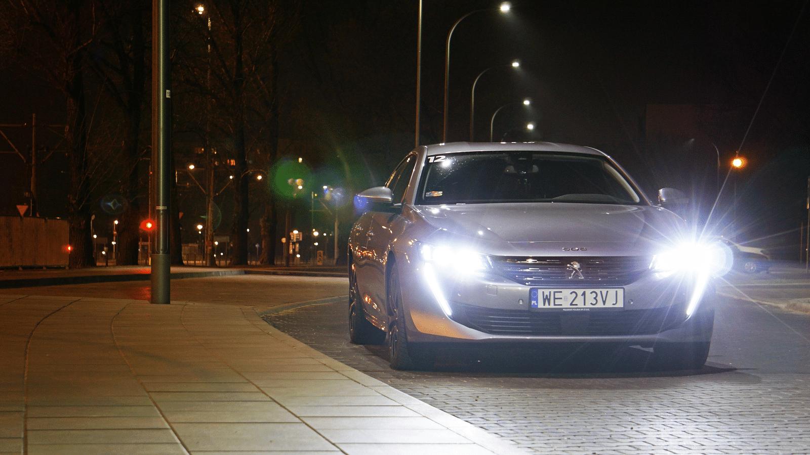 Peugeot 508 (2018) - test
