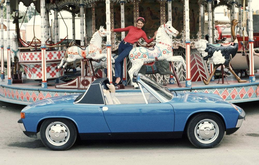 Porsche 914/4 (1970/71)