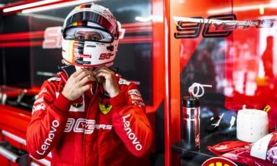 Sebastian Vettel - GP Kanady 2019