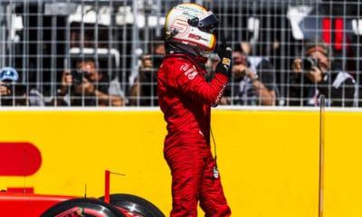 Sebastian Vettel - Kanada 2019 - kwalifikacje