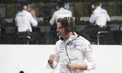 Toto Wolff - Japonia 2018