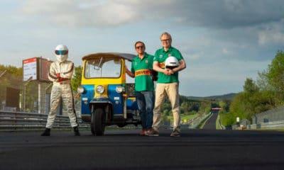 Tuk-Tuk Rekord 2019 Nurburgring