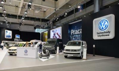 Volkswagen Samochody Użytkowe - Poznań Motor Show 2019