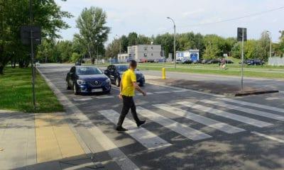 Wielopasmowe jezdnie - piesi | Renault
