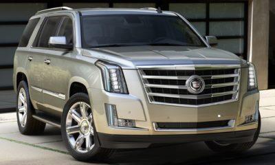 Obecny Cadillac Escalade