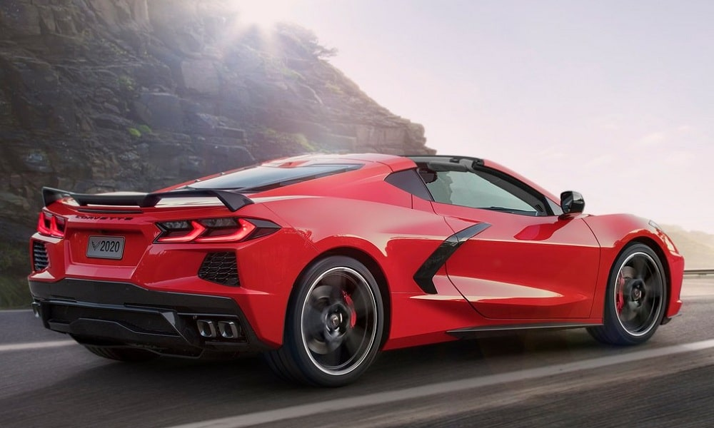 Corvette C8 Stingray