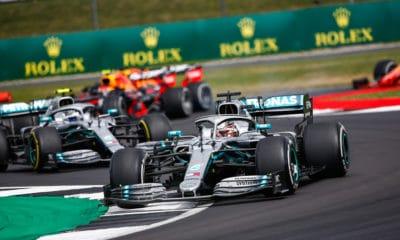 Podwójne wyścigi Silverstone Hamilton 2019 gdzie oglądać gp 70-lecia f1