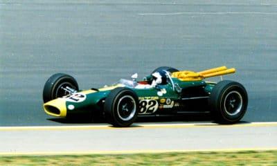 Lotus Green Indy 500