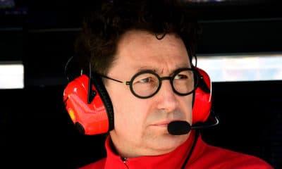 Mattia Binotto 2019 Ferrari